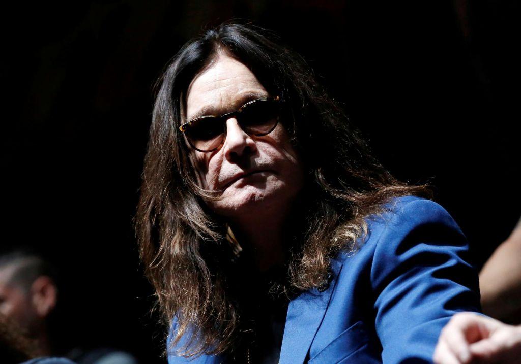 FOTO:Ozzy Osbourne odpovedal turnejo po Severni Ameriki