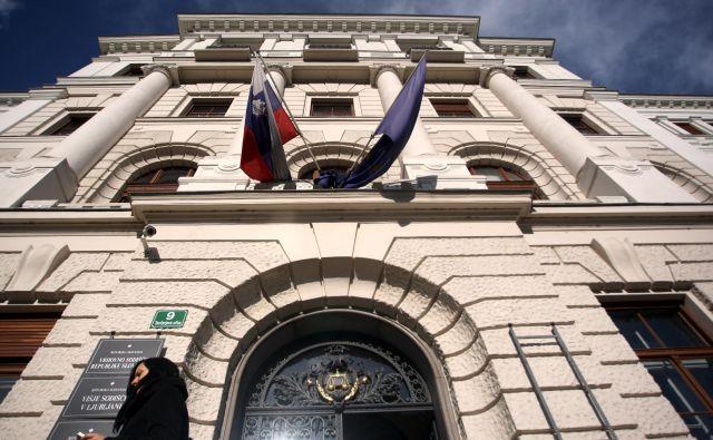 Vrhovno sodišče je eno insajdersko sodbo že razveljavilo, v predalu ima še eno. Foto Roman Šipić