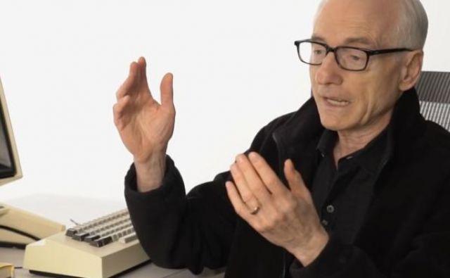 Larry Tesler je bil oče ukazov izreži, kopiraj in prilepi in je uporabnikom zelo olajšal delo z računalniki. FOTO: Computer History Museum