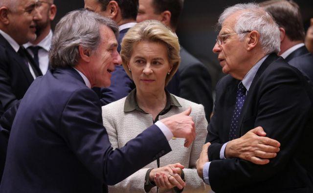 Vse je kazalo, da bodo pogajanja na izrednem vrhu o prihodnjem proračunu EU zapletena in dolga. FOTO: AFP