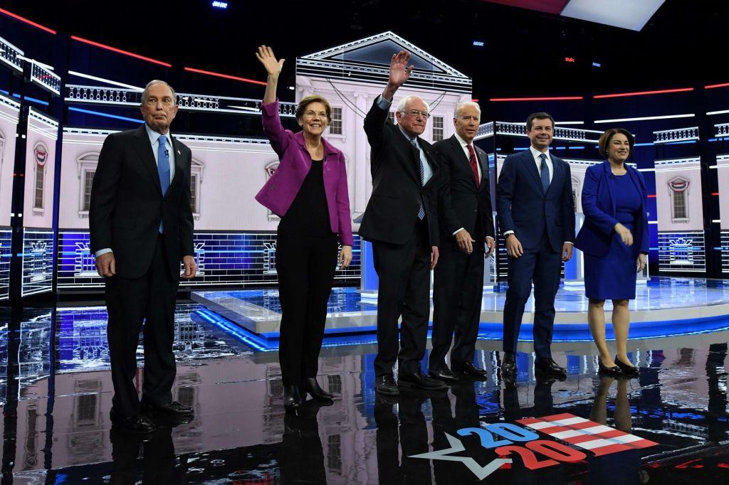 FOTO:Kdo bi lahko premagal republikanskega predsednika Trumpa
