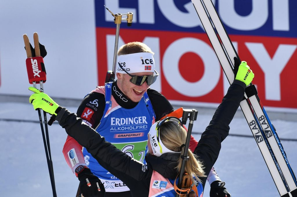 Norveška spet potrdila ugled vodilne sile