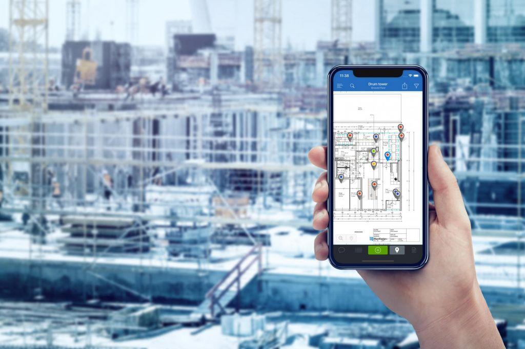 Digitalizacija postaja resničnost tudi v gradbeni dejavnosti