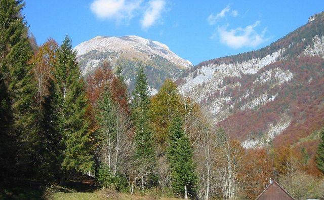 Gora Tošc. FOTO: Wikipedija