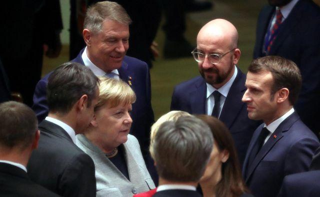 Prihodnje zasedanje voditeljev je predvideno za marec. Foto: Reuters
