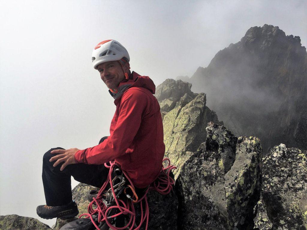 FOTO:»Sem odvetnik Everesta, njegov goreči zagovornik«