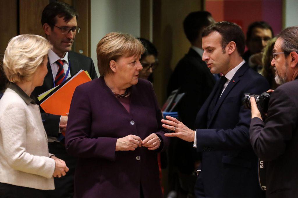 Vrh EU se je razšel brez sporazuma