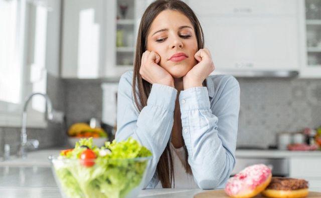 K sreči je mnoge starejše že srečala pamet in se ne »gredo več diet«, ker jim je zunanji videz manj pomemben.Foto: Shutterstock