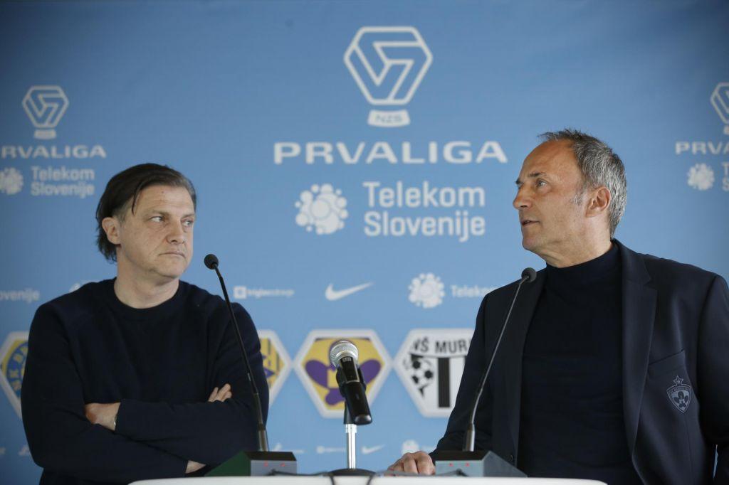 Hadžić: Ključno je, da smo ohranili štiri točke prednosti pred Mariborom