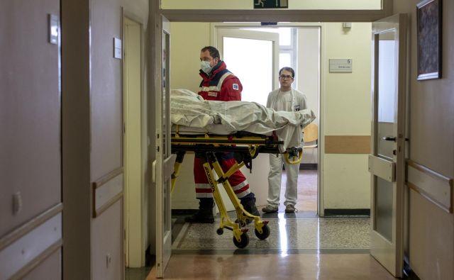 Bodo zdravniki še pravi čas dobili odgovore? FOTO: Voranc Vogel/Delo