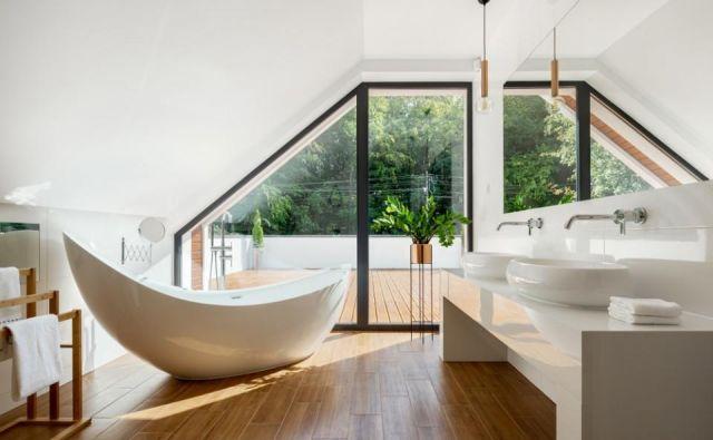 Pripravili smo izbor mansardnih stanovanj, ki so na nas naredila največji vtis. FOTO: Shutterstock