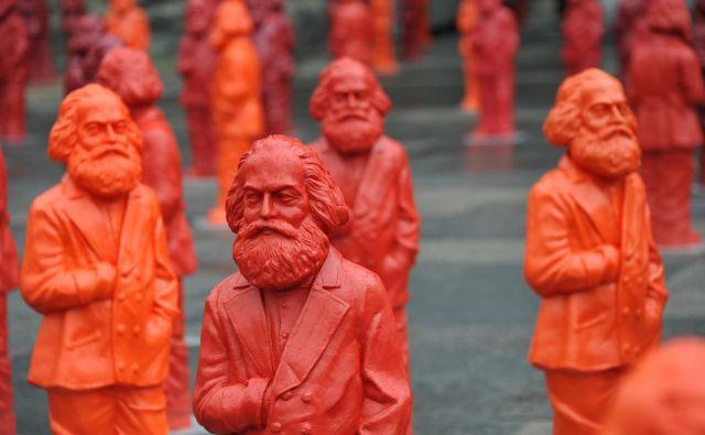 Marx je posledice pariške komune interpretiral kot nujo po tem, da proletariat prevzame nadzor v okviru državne ureditve Foto Shutterstock