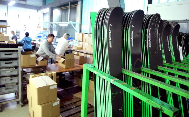 Pogodba o prodaji Elana je razkrila, da je kupnina poleg vrnjene državne pomoči znašala le tisoč evrov. FOTO: Roman Š�ipić/Delo