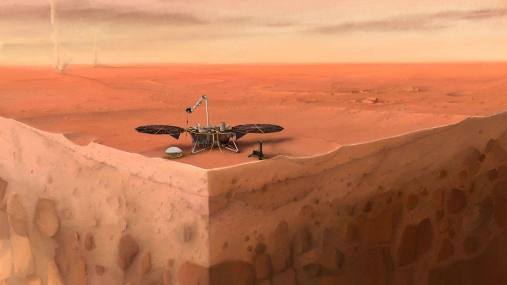 Mars je še kako živ