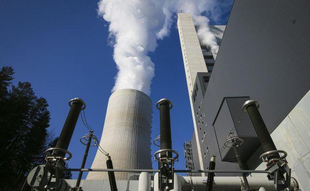 Iz različnih blagajn EU bodo namenjeni milijardni zneski za blažitev socialnih in gospodarskih posledic zelene preobrazbe v regijah z veliko ogljične industrije. FOTO: Jože Suhadolnik/Delo