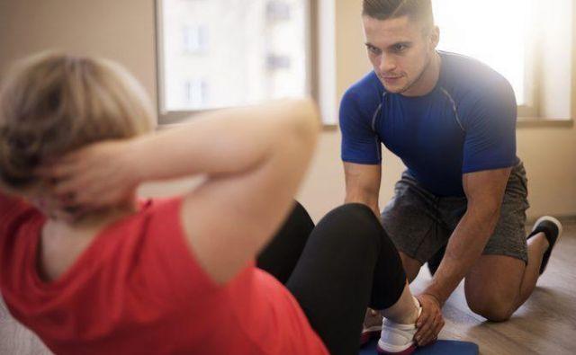 Krepitev teh mišic ni enostavna, vendar pa je za vadbo dovolj le 15 minut nekajkrat na teden.FOTO: Shutterstock