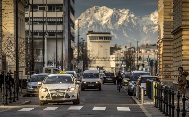 V Taxi društvu Ljubjana vztrajajo, da bi bilo treba razmere urediti po načelu en voznik, ena licenca, eno vozilo. Foto: Voranc Vogel