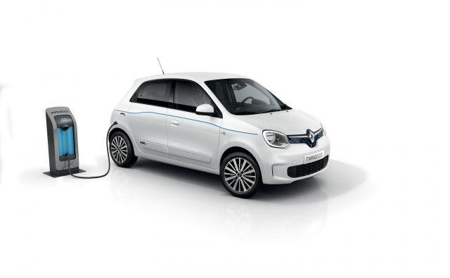 Renault twingo bo dobil tudi povsem baterijsko električno izvedbo z oznako Z. E., z manjšim dosegom se zdi namenjen predvsem za mestno rabo. Foto Renault