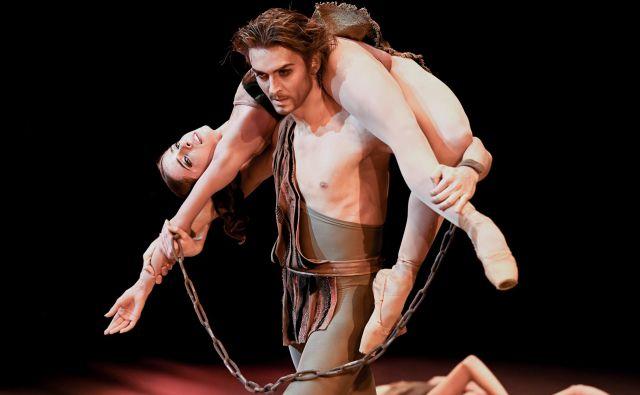 Vstopnice za baletni predstavi Spartak in operi Pikova dama so že na voljo v predprodaji<em></em>FOTO: Natalia Voronova