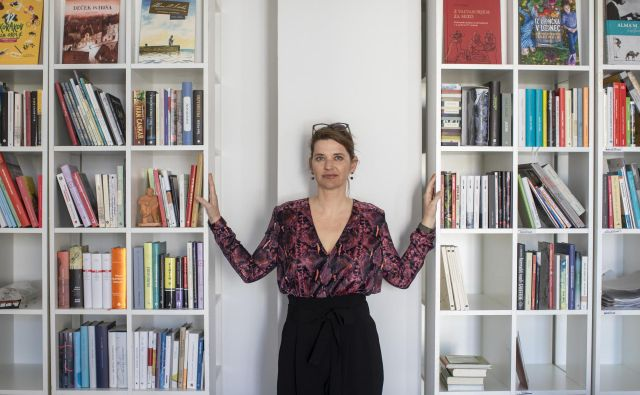 »Če se gremo črkobralstvo pri zakonodaji, naj to velja za vse,« je poudarila Renata Zamida. Foto Voranc Vogel