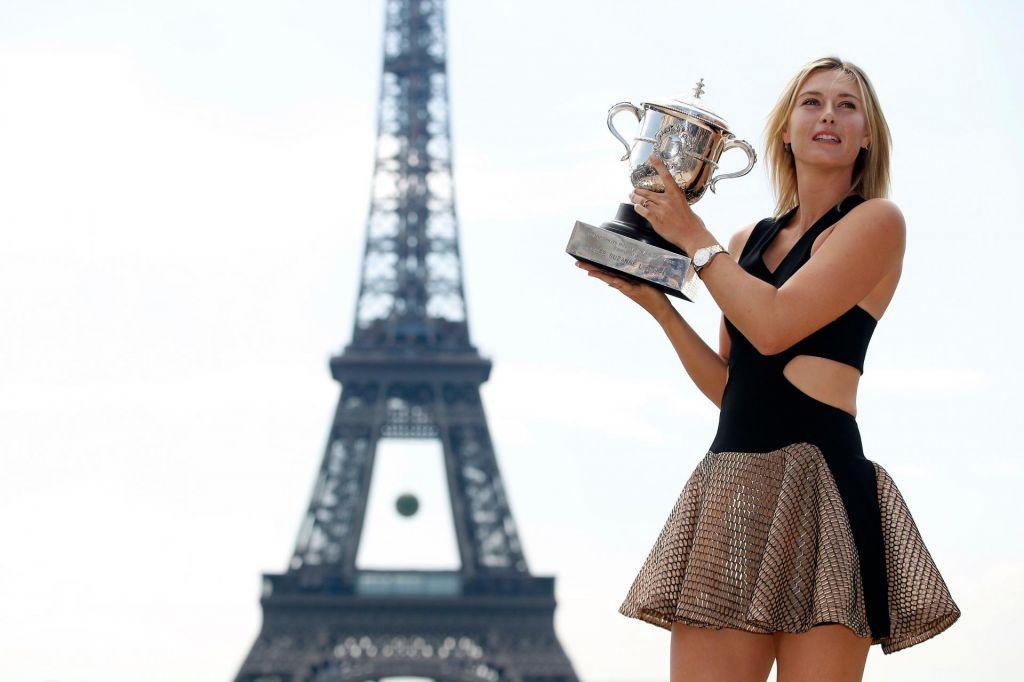 Marija Šarapova ima dovolj poklicnega tenisa