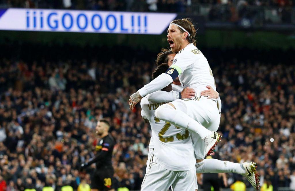 Zasuk ManCityja v Madridu, veliko dela pred Ronaldom in soigralci
