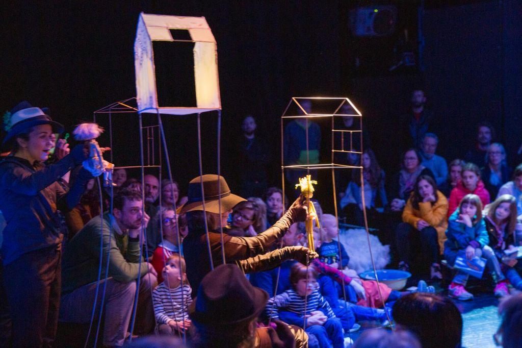 Lutkovno gledališče odprlo vrata starejši generaciji