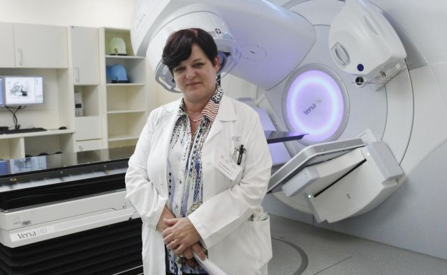 Irena Oblak bo štiriletni mandat strokovne direktorice Onkološkega inštituta nastopila 1. maja. FOTO: Leon Vidic/Delo