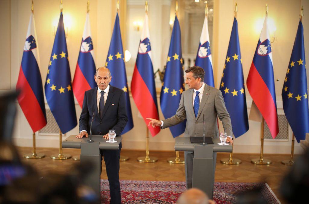 FOTO:O nacionalni vladi oportunistične enotnosti