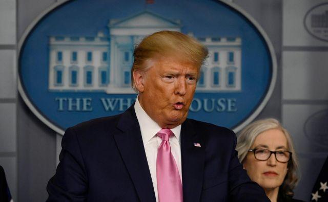 Donald Trump je prilil olja na ogenj z naslanjanjem na belski delavski razred, ki se je prej počutil zapostavljenega.