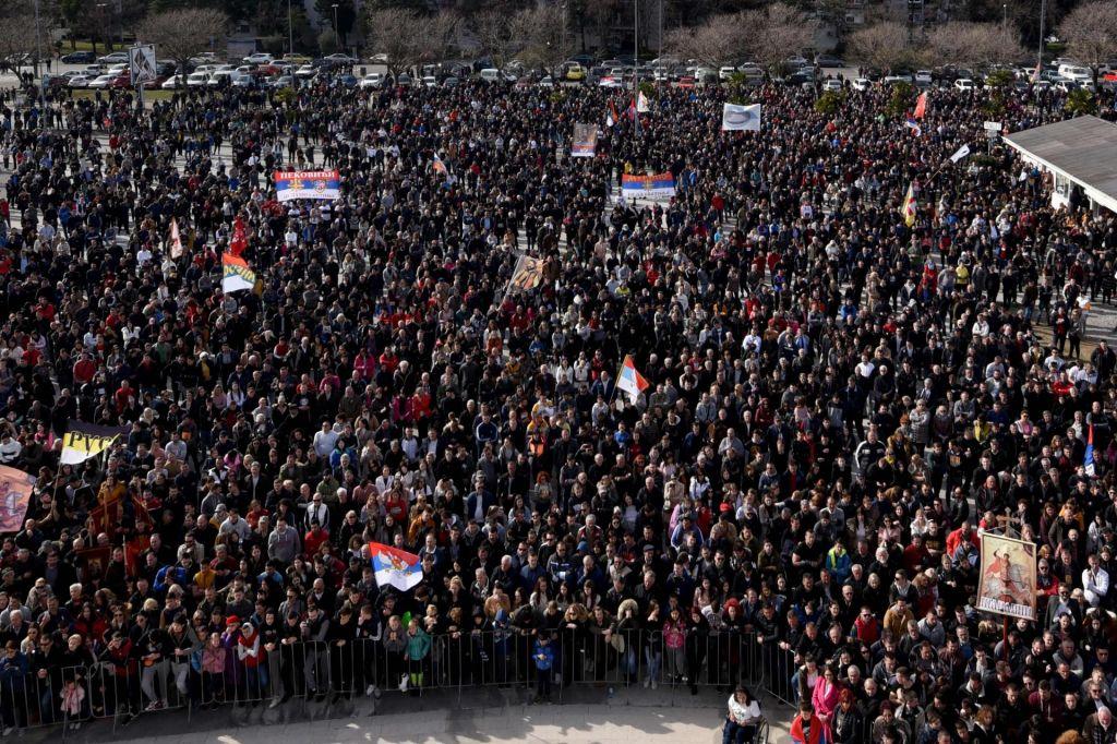 Zapletanje v Črni gori dobiva mednarodne razsežnosti