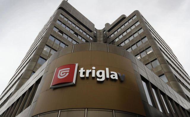 V zavarovalniškem delu poslovanja je Zavarovalnica Triglav, kljub močni rasti premij, dosegla enak dobiček pred davki kot lani. FOTO: Leon Vidic/Delo