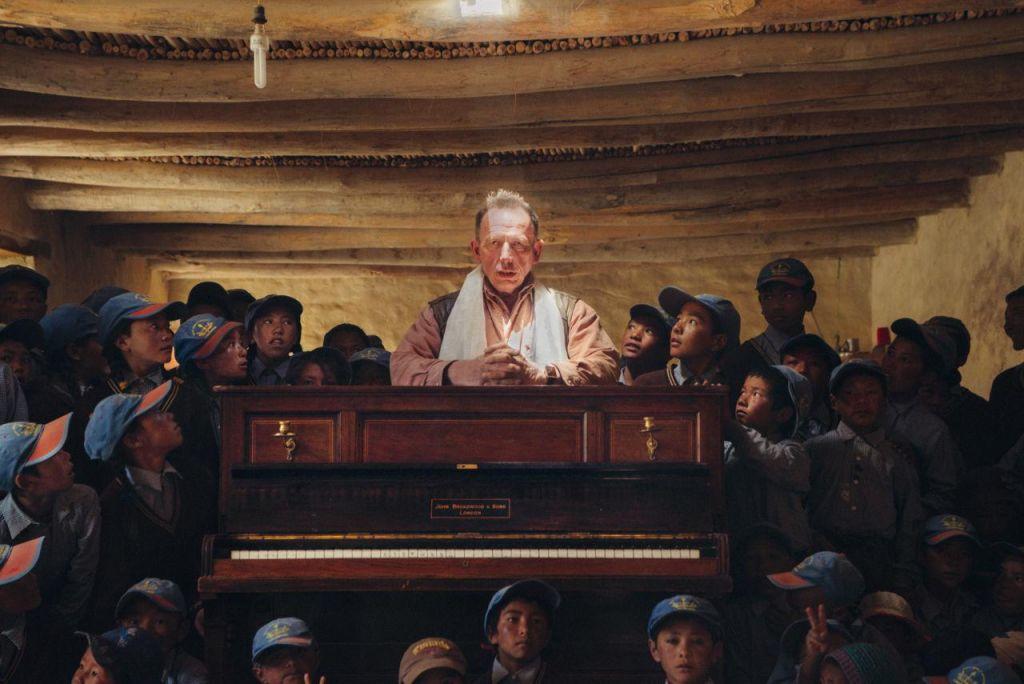 FOTO:Kako je iz potovanja klavirja v Himalajo nastal filmski prvenec