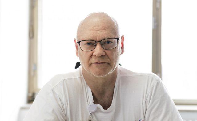 Doc. dr. Tomislav Mirkovič, dr. med. FOTO: Osebni Arhiv