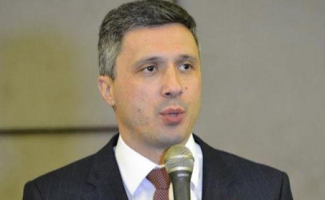Boško Obradović, opozicijski srbski politik stranke Dveri.