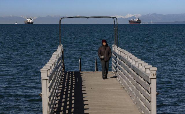 »Če nočemo, da bi od pomorstva ostal le še piranski pomorski muzej, bi bilo treba izkoristiti znanje, tradicijo in priznane izobraževalne ustanove, ki jih v Sloveniji imamo,« je poudaril Rok Hladnik. Foto Voranc Vogel