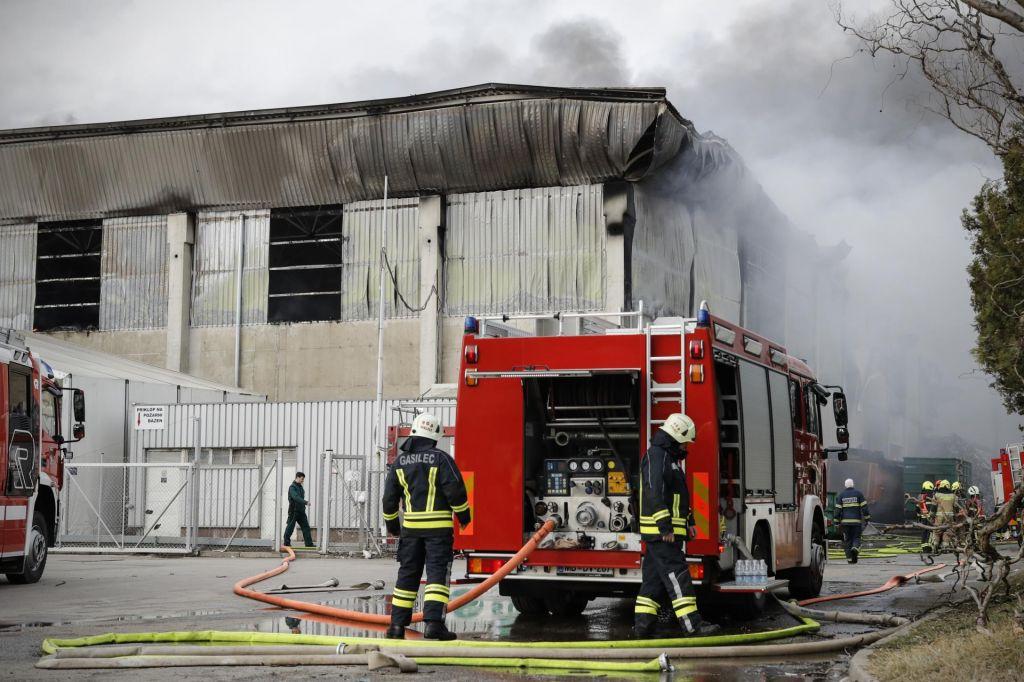 FOTO:Požar v Surovini pogašen