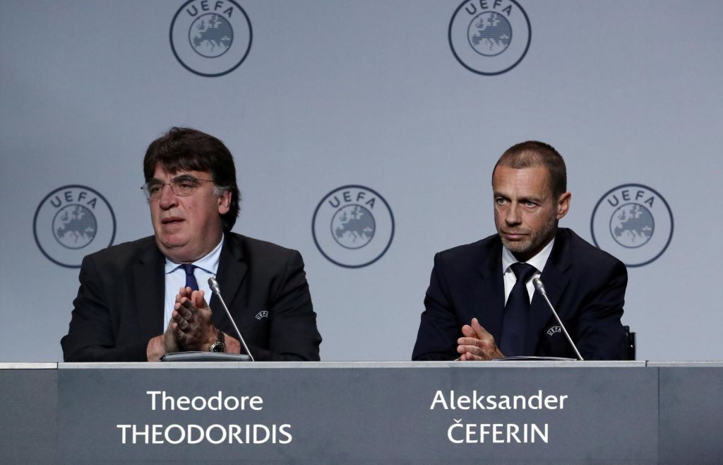 Koronavirus? Uefa optimistična in ne razmišlja o črnem scenariju