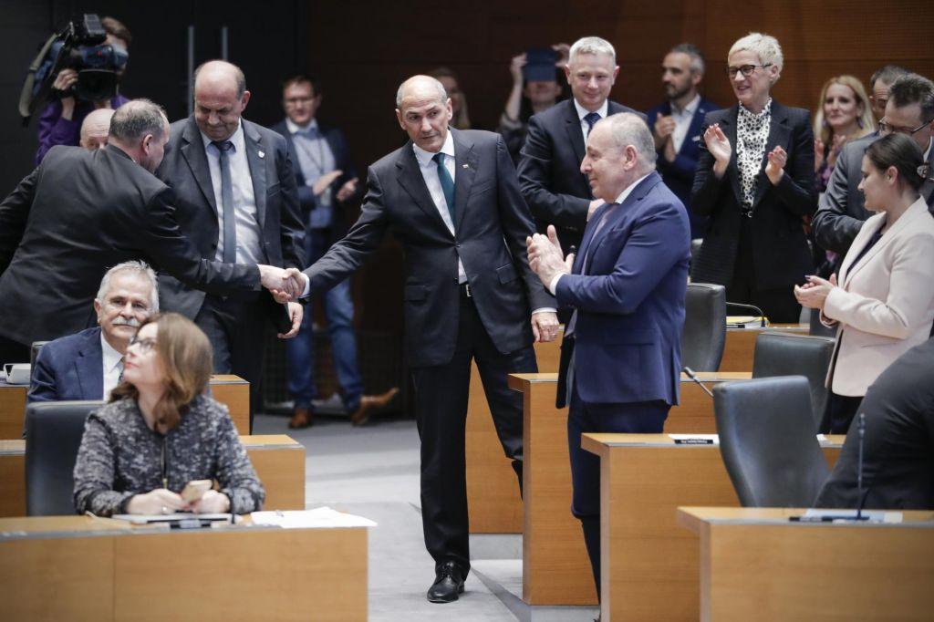 Orban Janši na Facebooku: »Srečno, prijatelj moj«