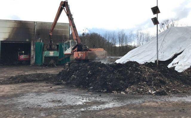 Kompostarna v Ceršku: Arso še tehta, ali naj ugodi vlogi Kogala za novo okoljsko dovoljenje. Foto