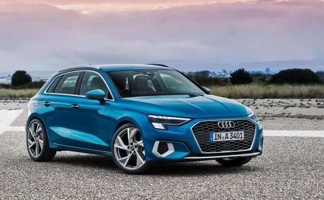Audi A3 sportback<br /> Foto Audi