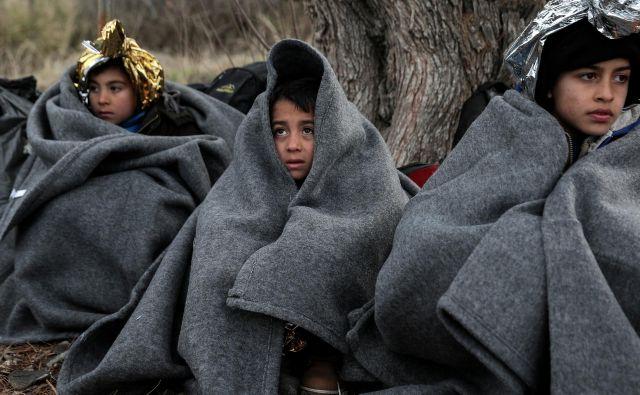 Ob reki Evros vlada negotovost. OTO: Reuters