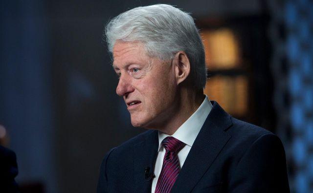 Bill Clinton. FOTO: Reuters