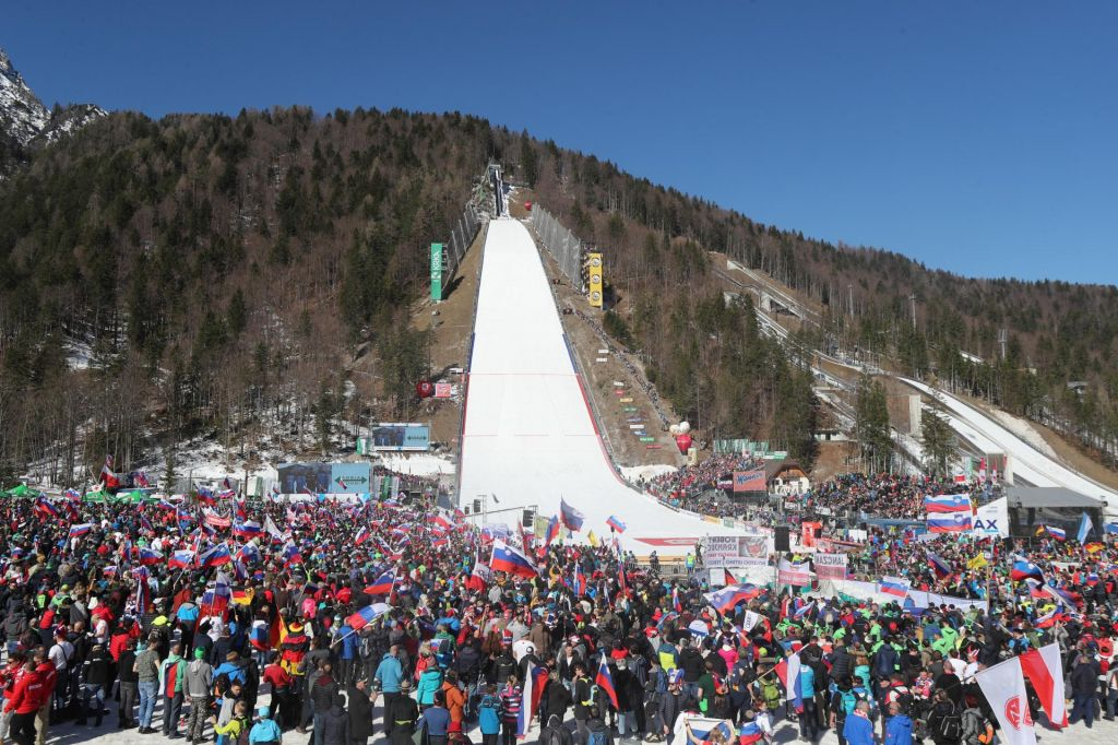 FIS: svetovno prvenstvo v Planici po načrtih
