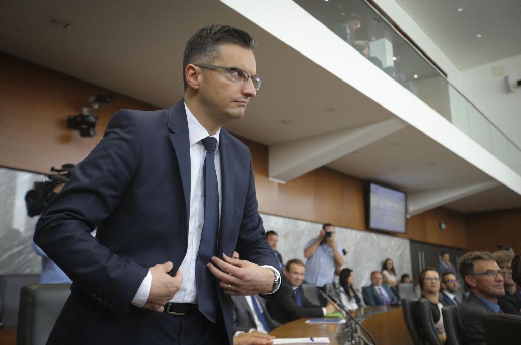 FOTO:Kje se je spotaknil Luka Dončić slovenske politike