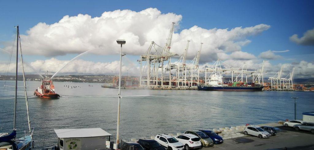 FOTO:Uprava za pomorstvo končno v novih prostorih