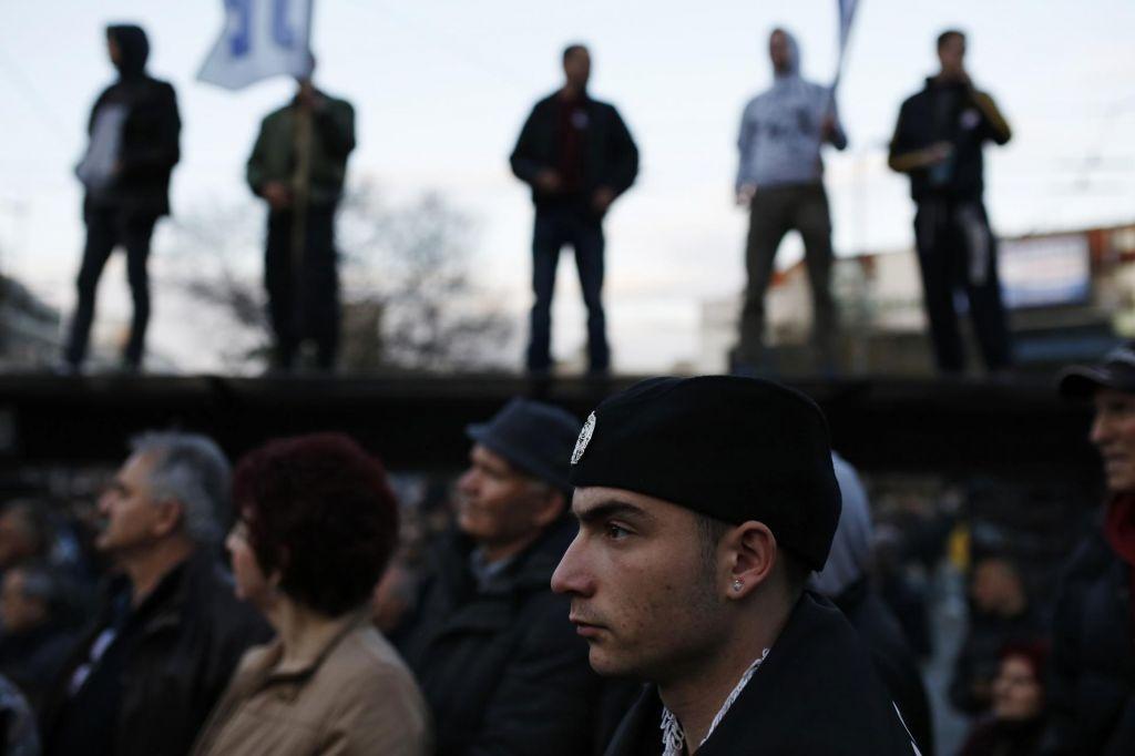 FOTO:Projekt velike Srbije še živi