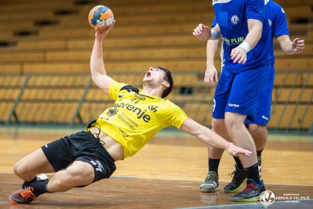 Šok za Gorenje, Dobova prvič v ligi za prvaka