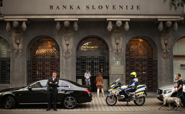 Banka Slovenije izpostalja, da so viri financiranja za večino podjetij lahko dostopna. FOTO: Jure Eržen/delo.
