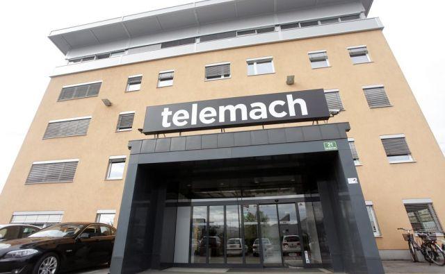 Družba Shoppster ima sedež na istem naslovu kot Telemach.<br /> FOTO: Mavric Pivk